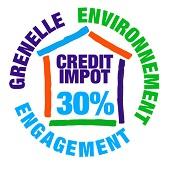 Crédit d'impot 30%