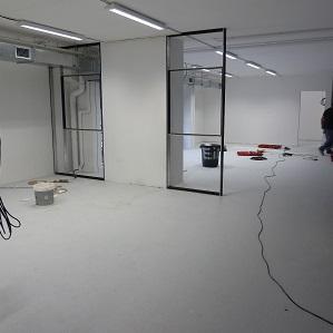 Entreprise Peintures Pfister Haguenau réhabilitation de bureaux administratifs dans une usine