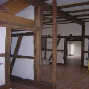Colombage interieur