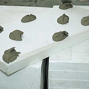 collage du polystyrene entreprise d'isolation thermique par l'extérieur Lauterbourg